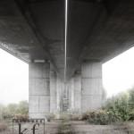 Stahlbeton Brücke