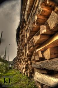 HolzstapelHDR